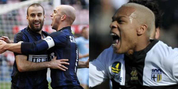 Inter e Parma ok, bagarre per l'Europa | Lazio sempre più giù, Samp: che rimonta!