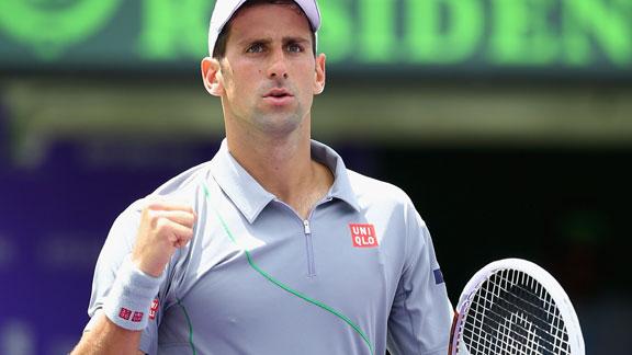 Tennis, Roma: super Djokovic! Batte Del Potro e Thiem e vola in finale contro Zverev