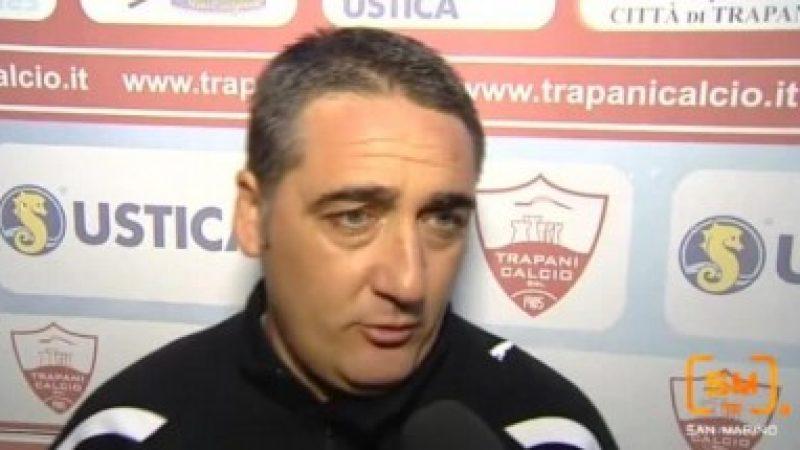 """Trapani-Varese, Boscaglia avvisa:   """"Non dobbiamo abbassare la guardia"""""""