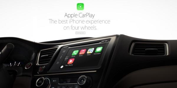 CarPlay, Apple presenta il sistema per abbinare l'iPhone alle automobili
