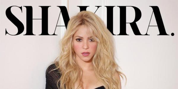 Shakira torna con il suo nuovo omonimo album e con un brano dedicato a Gerard Piquè