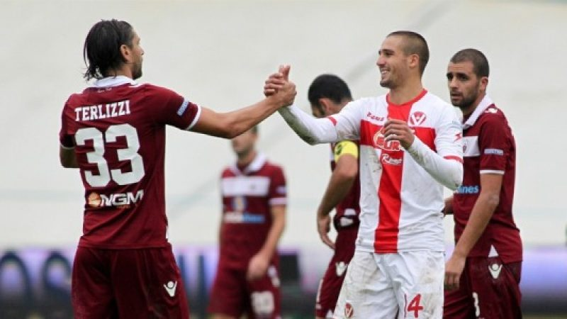 Trapani-Varese 1-1, tutto nel primo tempo   Vantaggio di Terlizzi, risponde Bjelanovic