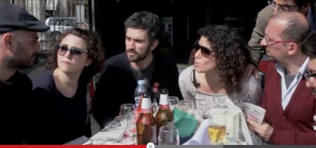 Lista Tsipras, Luca Casarini è candidato   Mancano Andrea Camilleri e Sonia Alfano