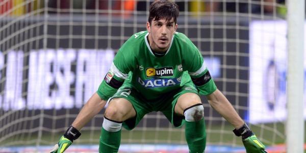 Catania bloccato dalla muraglia Scuffet | Gli etnei dominano, l'Udinese vince 1-0