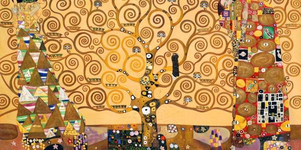 """""""Klimt, alle origini di un mito"""", in mostra al Palazzo Reale di Milano le opere del pittore austriaco"""