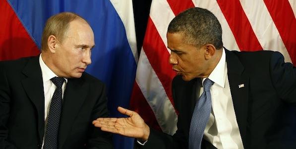 Obama e Putin, soluzione politica: