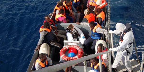 Sbarchi senza sosta in Sicilia nelle ultime 24 ore | Soccorsi 2.800 migranti, in arrivo altri 837