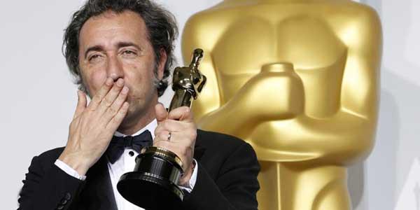 """""""La grande bellezza"""" vince l'Oscar 2014 /FOTO   Il trionfo di Paolo Sorrentino a Hollywood /VD"""