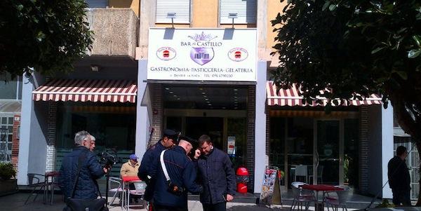 Palermo, rapina violenta allo Zen: spari e coltellate   Ferito uno dei rapinatori: caccia ai due uomini /FOTO