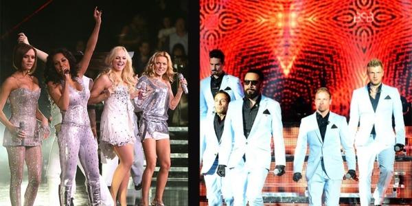 Backstreet Boys e Spice Girls non faranno un tour assieme: Mtv News smentisce tutte le voci