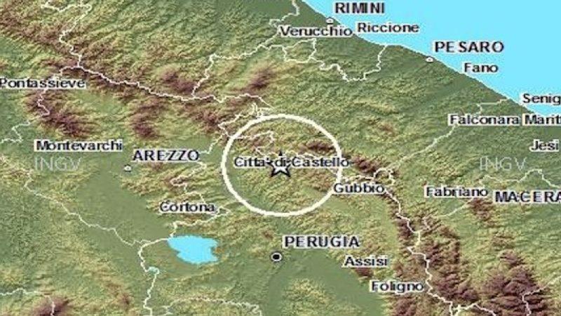 Sisma da 3.1 tra Pesaro e Perugia | La terra trema da settimane