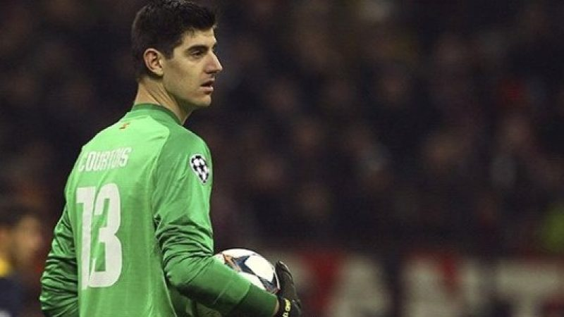 Spagna, Courtois prossimo portiere del Real Madrid