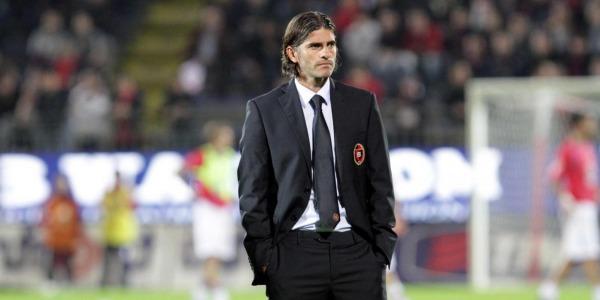 Palermo, esonerato Diego Lopez. Arriva Diego Bortoluzzi