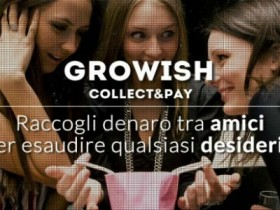 Growish, arriva la colletta 2.0 | per fare i regali agli amici