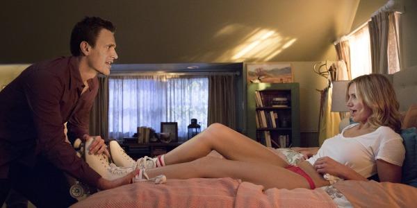 Cameron Diaz senza veli fa coppia con Jason Segel per Sex Tape /VIDEO