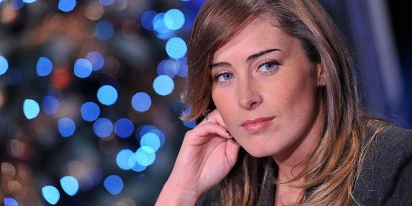 """Maria Elena Boschi """"In questi anni ho avuto un grande amore"""""""