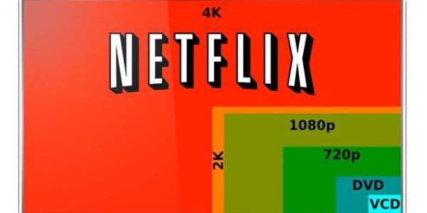 Netflix lancia le prime serie TV 4K in streaming, ma l'Italia resta indietro