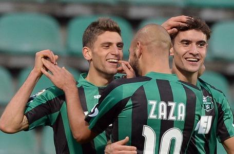 Sassuolo e Cagliari si dividono la posta | Finisce 1-1, apre Zaza e chiude Ibraimi
