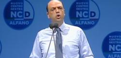 alfano, ncd. alleanze, alfano attacca la lega nord, nuovo centrodestra