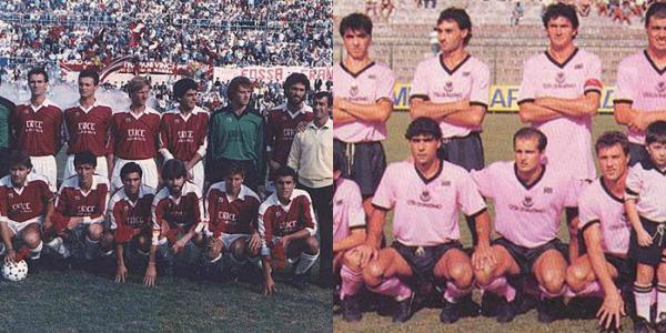 Trapani-Palermo, solo un precedente al Provinciale: in C2, nel 1987