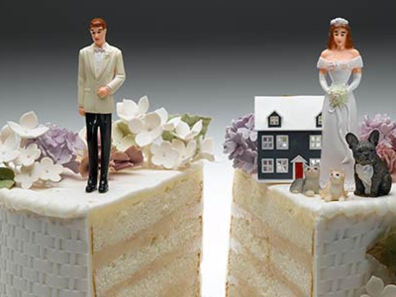 divorzio, separazione, finta separazione , trieste, truffa all'inps