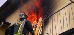 incendio lipari tre intossicati