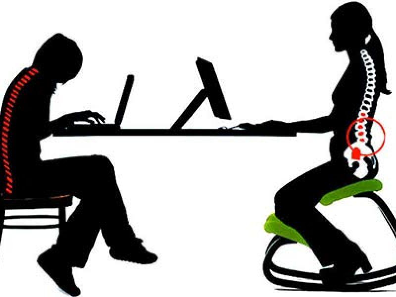 Lavoro Ufficio Clipart : Studio lavoro e allenamento ecco le posizioni corrette da