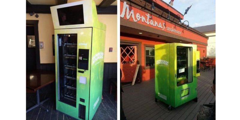 Zazz, arriva in Colorado il distributore automatico di marijuana medica