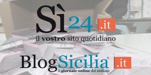 Si24 e BlogSicilia, 320.000 visite e un milione di pagine viste per le elezioni europee