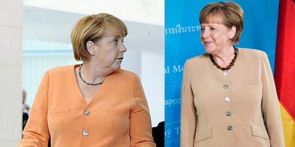 Angela Merkel a dieta | Ha perso 10 chili in quattro mesi