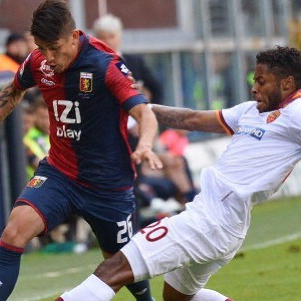 Genoa-Roma 1-0