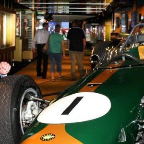 Jack Brabham è morto a 88 anni
