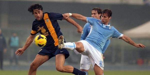 Lazio-Verona 3-3, pari che sa di sconfitta | La qualificazione all'Europa League si complica