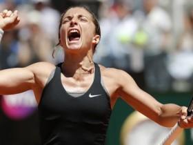Sara Errani, Errani, US Open, Errani-Radionova, tennis, tennis italiano