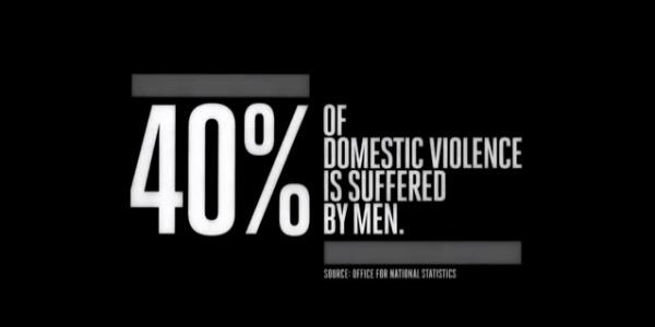 Il problema della violenza sulle donne. E quella sugli uomini?