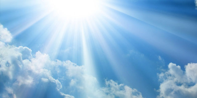A Pasqua sole e temperature primaverili |