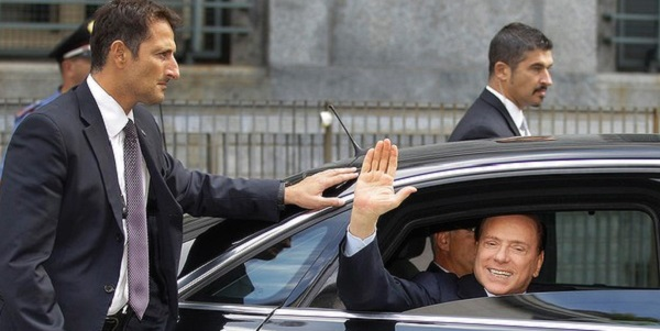 Sentenza Mediaset, interviene la Corte Ue | A Strasburgo si esaminerà un ricorso di Berlusconi