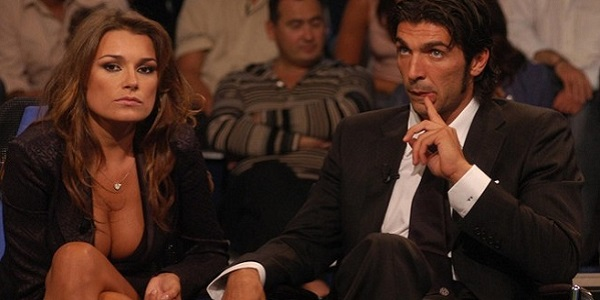 """Buffon dice addio alla Seredova: """"Alena è una persona di grandi valori"""""""