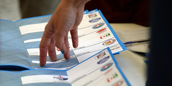 Elezioni amministrative, affluenza ferma al 60,07%