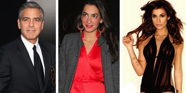 George Clooney e Amal sposi in Italia a settembre… il giorno del compleanno della Canalis