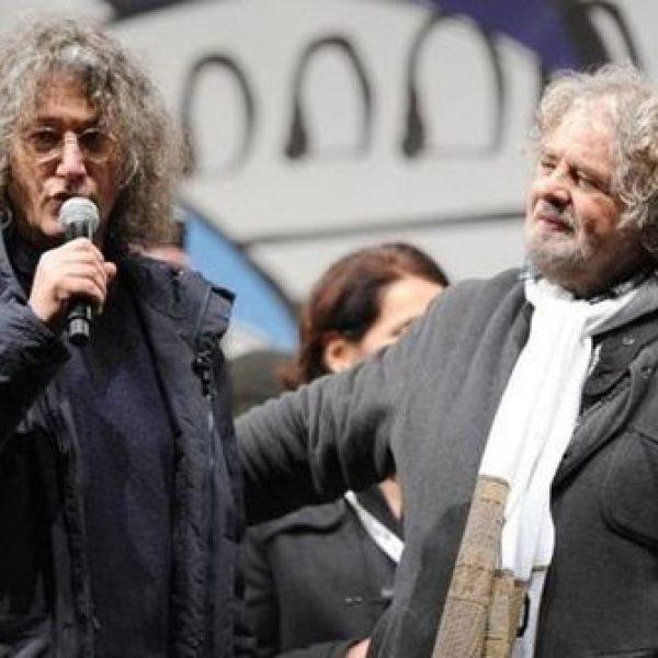 Grillo e Casaleggio studiano la nuova strategia del Movimento Cinque Stelle