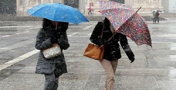 Maltempo in gran parte d'Italia a maggio, dall'Artico arriva il freddo