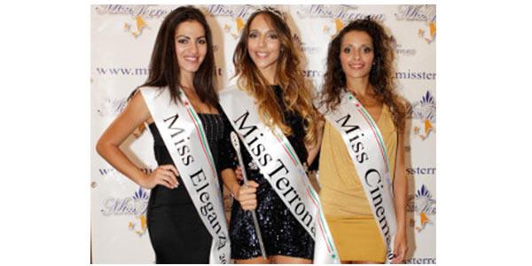"""""""Miss Terrona 2014"""": al via le selezioni in tutto il Sud"""