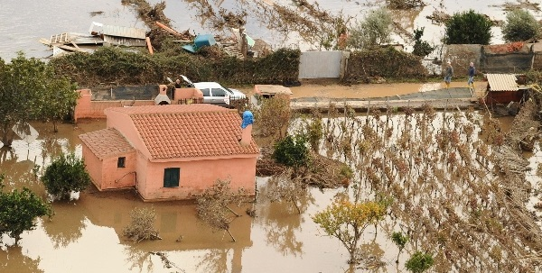 Alluvione in Sardegna, indagato Cappellacci | Coinvolti anche i vertici della Protezione civile