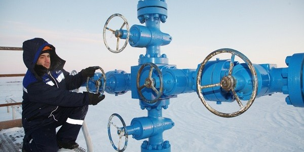 Gazprom ferma le forniture di gas all'Ucraina,