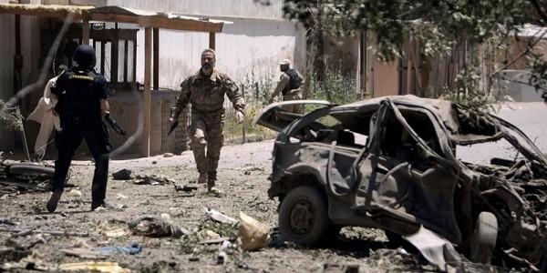 Afghanistan, attentato afghanistan, attentato Khost, kamikaze Khost, kamikaze Afghanistan, morti kamikaze Afghanistan