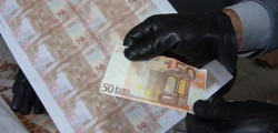 10 milioni banconote false, 17 arresti banconote false, 17 arresti Napoli, arresti falsari napoli, napoli arresti falsari, sequestro banconote false napoli