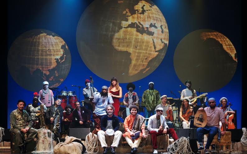 L'Orchestra di Piazza Vittorio torna in Sicilia | A Castel di Tusa tutti i suoni del mondo