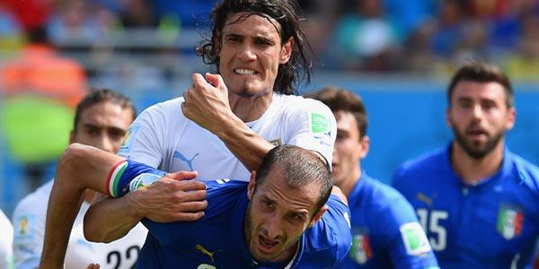 Nazionale: Chiellini indisponibile per Norvegia-Italia, De Rossi sotto osservazione