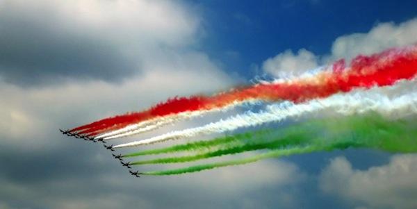 La cerimonia per la Festa della Repubblica | Tra Frecce tricolori, musei e sobrietà /FOTO